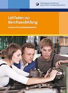 Leitfaden Zur Berufsausbildung Handwerkskammer Für München Und