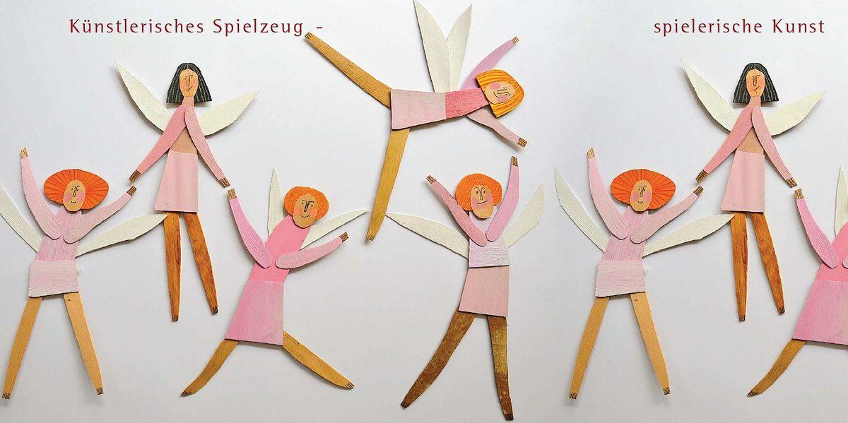 Künstlerisches Spielzeug - spielerische Kunst 2017 ...