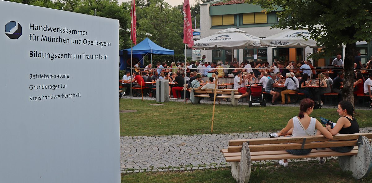 Sommernachtsfest 2019 Bildungszentrum Traunstein