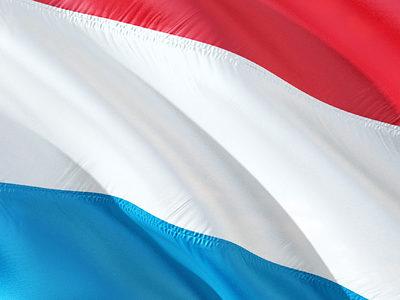 Fahne Flagge Luxemburg 2694626