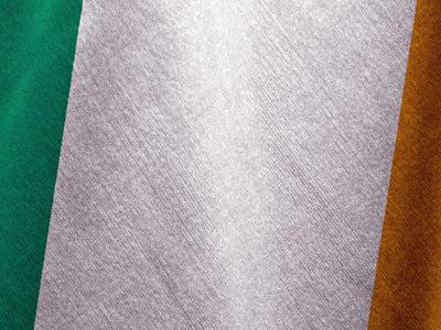 Irland Fahne Flagge